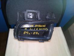 Заглушка в бампер левая Mazda 6 /Atenza 05-07