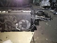 Диффузор радиатора в сборе VW Passat B6