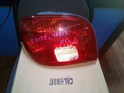 Фонарь задний левый Toyota VITZ / Yaris 02-05 NCP10