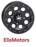 Диск STI Beadlock 14x7 4/137 5+2 F/R 14HB127 комплект