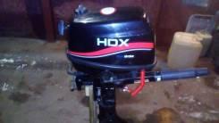 Продам лодочный мотор hdx 4 л. с.