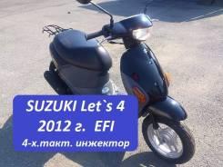 Suzuki Lets 4 New-EFI, 2012