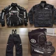 Костюм Yamaha зимний