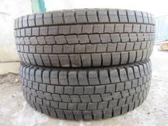 Dunlop SP LT 2. зимние, без шипов, 2011 год, б/у, износ 20%