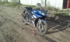 Yamaha YZF R15, 2013