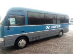 Hyundai County, 2008