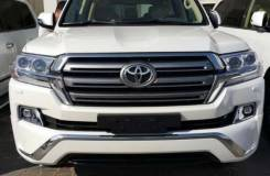 "Обвес ""Middle East"" Toyota Land Cruiser 200 2015 2016 Отправка."