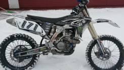 Yamaha YZ 250, 2012