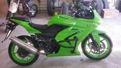 Kawasaki Ninja 250R, 2007