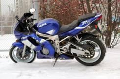 Yamaha YZF R6, 1999