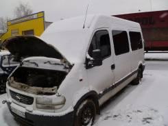 Opel Movano, 2000
