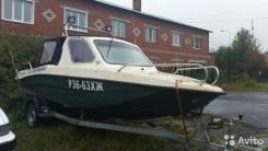 Лодка Selenga 500 HT