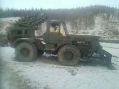 Землеройная машина ПМЗ-2