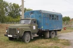 ГАЗ 53А, 1981