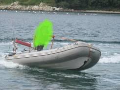 Лодка риб vektor 400