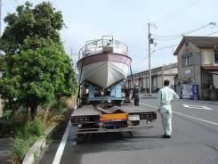 Катера на заказ из Японии. Продажа катеров, доставка до Камчатки