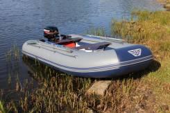 Надувная лодка НДНД Флагман 330U