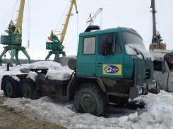 Tatra. Продаётся тягач вездеход , 12 000куб. см., 50 000кг., 6x6