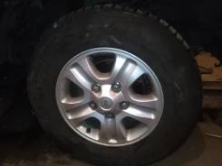 Bridgestone Ice Cruiser 5000, 265/75/17