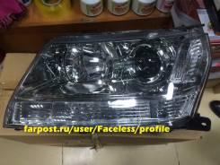 Линзовые фары Suzuki Escudo Grand Vitara комплект. Suzuki Escudo Suzuki Grand Vitara