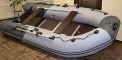 Лодка ПВХ Ривьера 3600 СK компакт в Красноярске