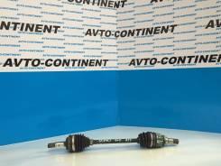 Привод левый передний 1SZ на Toyota VITZ SCP10