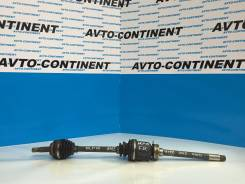 Привод передний правый Toyota VITZ NCP15 2NZFE