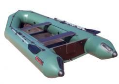 Лодка надувная ПВХ Тайга 340