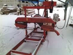 Пилорамма Wood-Mizer LT 15