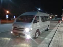 Аренда м/автобуса NEW Toyota Haice 2017 г. По городу , краю, региону