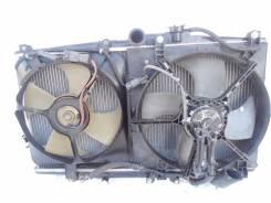 Радиатор охлаждения двигателя. Honda Accord, CF5, CF6, CF7, CH9 Honda Torneo, CF5 F20B, F23A, H23A, 20T2N, 20TN, D16B6, D16B7, F18B2, F18B3, F18B4, F2...