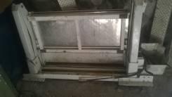 Подъёмник в микроавтобус для инвалида или груза