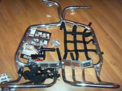Ловушки - пороги ног на квадроцикл Honda TRX 700 XX