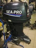 Sea-Pro T40S с водомётной насадкой