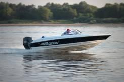 Новинка 2017 Пластиковый Bester 530 bowrider