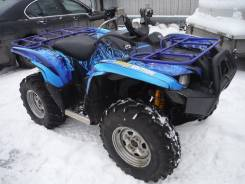 Yamaha Grizzly 700, 2012