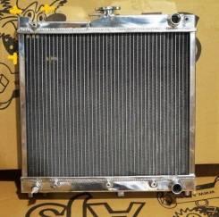 Радиатор алюминиевый для Suzuki Jimny JB23W K6A/JB43W M13A 40mm