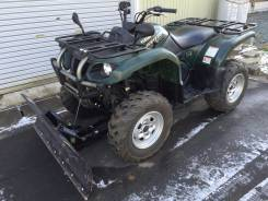 Yamaha Grizzly 660, 2008