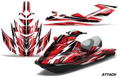Наклейки/Графика на гидроцикл BRP Sea-doo RXT