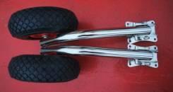 Транцевые колёса из нержавеющей стали , Стандарт.