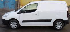 Peugeot Partner VU, 2013