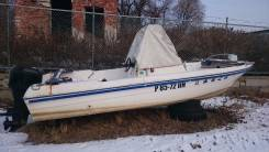 Моторная лодка Tohatsu