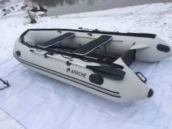 Лодка ПВХ Апачи 3500 СК+Страховочный жилет Baseg