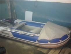 Продам лодку пвх акваспаркс 320