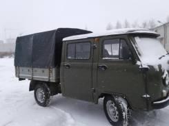 УАЗ 3909, 2015