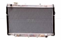 Радиатор охлаждения двигателя. Toyota Land Cruiser, FJ80, FZJ80, HDJ81, HZJ81, FJ80G, HDJ80, HDJ81V, HZJ80, HZJ81V УАЗ Патриот 1HDFT, 1HDT, 1HZ, 3F
