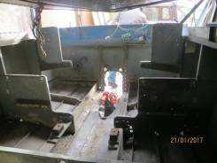 Продам корпус лодки Амур-В на доделку