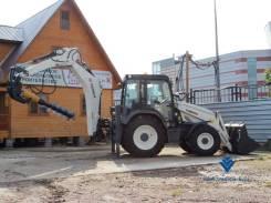 Гидровращатель Delta RD-8 для экскаватора-погрузчика во Владивостоке и