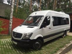 Mercedes-Benz Sprinter 515 CDI, 2015