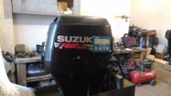 Лодочный мотор Suzuki DF70 (Сузуки ДФ70) нога L, 2002г во Владивостоке